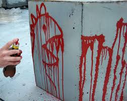 How To Graffiti With Spray Paint - diy spray paint 7 steps with pictures