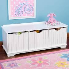 banc chambre enfant banc rangement enfant idées décoration intérieure