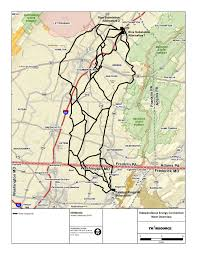 York Pennsylvania Map by High Power Lines Proposed In Franklin York Counties