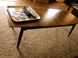 Vintage Coffee Tables by Vintage Coffee Table Makeover My Repurposed Life