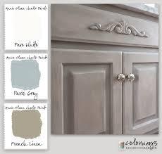 Master Bathroom Vanities Master Bath Vanity Upgrade Colorways With Leslie Stocker