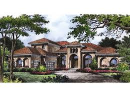Florida Mediterranean Style Homes - ariana manor mediterranean home plan 047d 0063 house plans and more