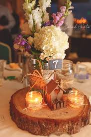 country wedding centerpieces 12 country wedding wood centerpieces unique cheap theme