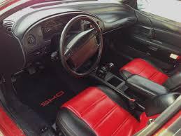 Sho Fast you want a fast great handling sport sedan buy a ford taurus