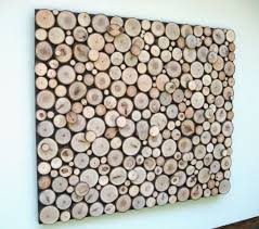 resereved for jim abstract wood slice by rusticmoderndesigns