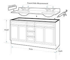 Bathroom Cabinet Height Bathroom Cabinet Height Chaseblackwell Co