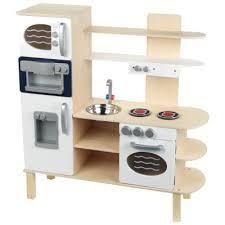 jouet enfant cuisine cuisine en bois grand modèle klein magasin de jouets pour