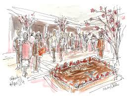 edinburgh sketcher happy 21st birthday to apex hotels