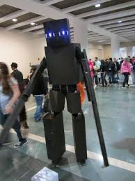 guide minecraft enderman costume dress smart 2015