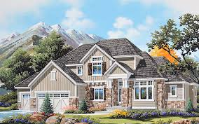 Symphony Homes cottage elevation for their Finale home design