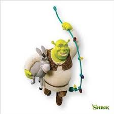 awesome ornaments and decoration shrek