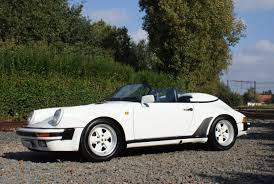 1989 porsche speedster for sale porsche 911 speedster u2022 911 youngtimer