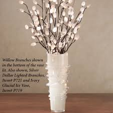 lighted branches vases with lighted branches gallery vases design picture
