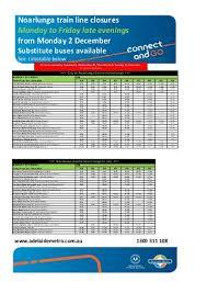 Metro Time Table O Bahn Mega Go Zone Timetable Adelaide Metro