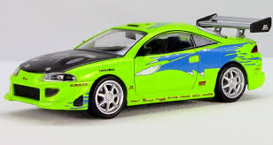 eclipse mitsubishi fast and furious greenlight fast and furious 95 eclipse youtube