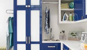 Laundry Room Cabinet Height Blue Laundry Room Cabinets Contemporary Laundry Room