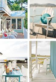 Coastal Cottage Decor Inviting Beach Villa House Inspiring Design Presents Sensational