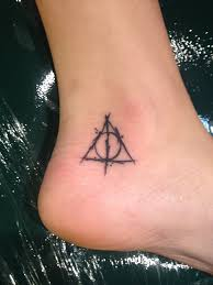 yeah harry potter tattoos