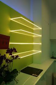 led kitchen lighting ideas 8 bright accent light ideas for your kitchen floating glass