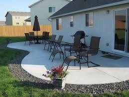 Simple Backyard Patio Designs by Good Looking Easy Patio Design Ideas Patio Design 56