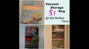 vacuum storage bag the dollar tree