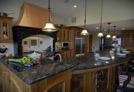 Large Kitchens With Islands Kitchen Island With Seating For 4 Surprising Portable Kitchen