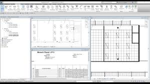 revit mep lesson 18 how to create a electrical circuits youtube