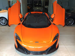 orange mclaren 2015 mclaren 650s spider in tarocco orange that we recently sold