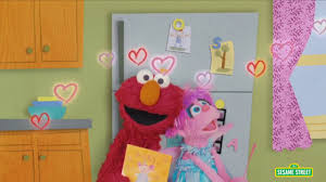 elmo valentines sesame elmo and abby s s day song