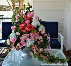 faux flowers why add artificial flowers to a fresh flower arrangement hometalk