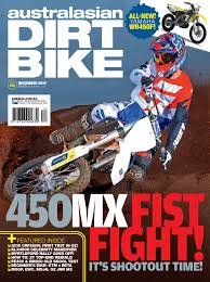 pink motocross bike australasian dirt bike december 2015 by alex m roman issuu