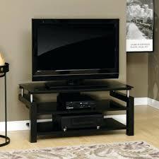 tv stand montgomery espresso corner electric fireplace media