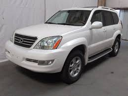 lexus recall vin check 2007 used lexus gx 470 at innovative auto serving atlanta ga iid