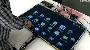 what is an android tablet what would you think about a 32 inch android tablet adweek