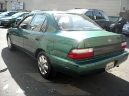 toyota corolla all 1997 toyota corolla touchup paint codes image galleries brochure and