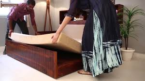 sofa bed buy savannah sofa bed honey finish online