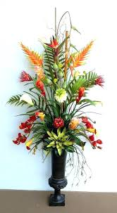 home decor silk flower arrangements awesome home decor silk flower arrangements website ideas with