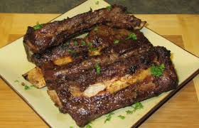 beef spare ribs recipe oven