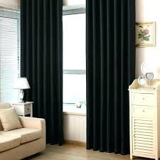 Black Curtains Bedroom Black Curtains Living Room Size Of Living And White Striped