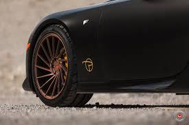 lexus forged wheels satin black lexus lfa matches up with satin bronze wheels 59 pics