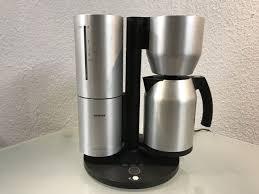design kaffeemaschine siemens porsche design kaffeemaschine tc 911 ebay