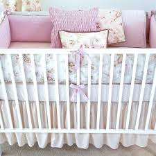 Nursery Bed Set Honey Odile Crib Bedding Set By Elizabeth Allen Atelier