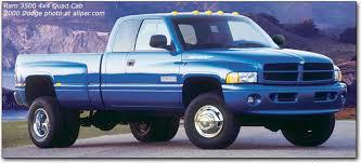 Dodge Ram 94 - 1996 dodge ram pickup 3500 information and photos zombiedrive