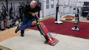 to vacuum carpets too thick to vacuum consumer reports youtube