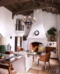 Elle Decor Celebrity Homes Kristen Buckingham A Clore Interiors