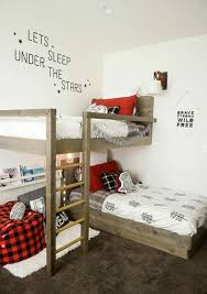 Bunk Bed Ideas For Small Rooms Idea For A Small Bedroom Kid Rooms Pinterest