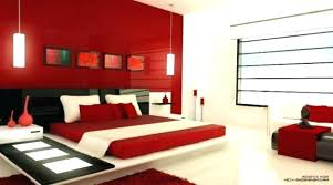 black and red bedroom decor black and red bedroom walls best red bedroom walls ideas on red