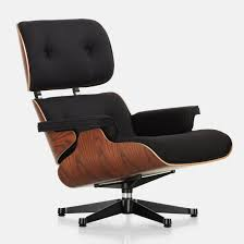 vitra covers eames lounge chair in fabric to celebrate 60th