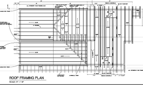 Floor Framing Plan 26 Cool Roof Framing Plans Architecture Plans 15195