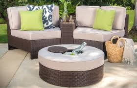 furniture patio furniture collection by threshold heatherstone